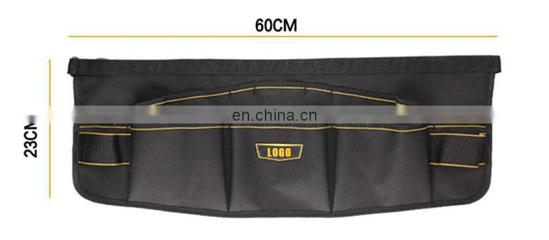 High quality lights electrician to tool belt waist bag
