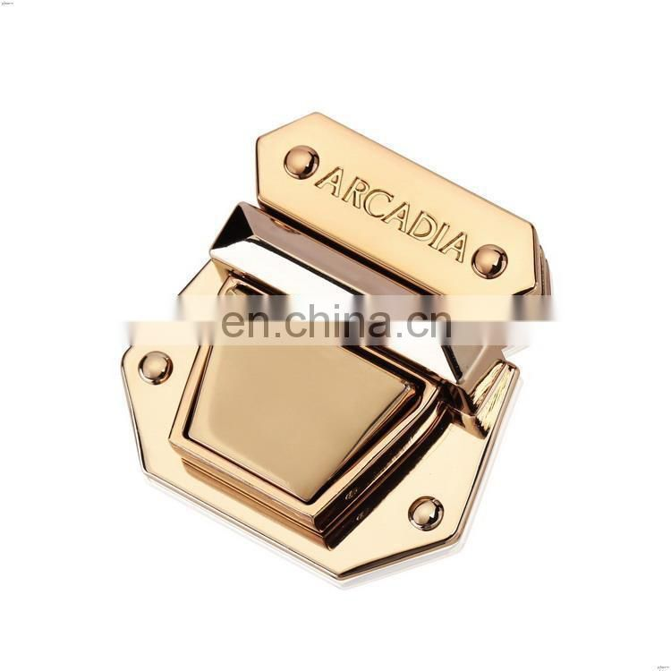 Cheapest new arrival wholesale locks metal bag lock