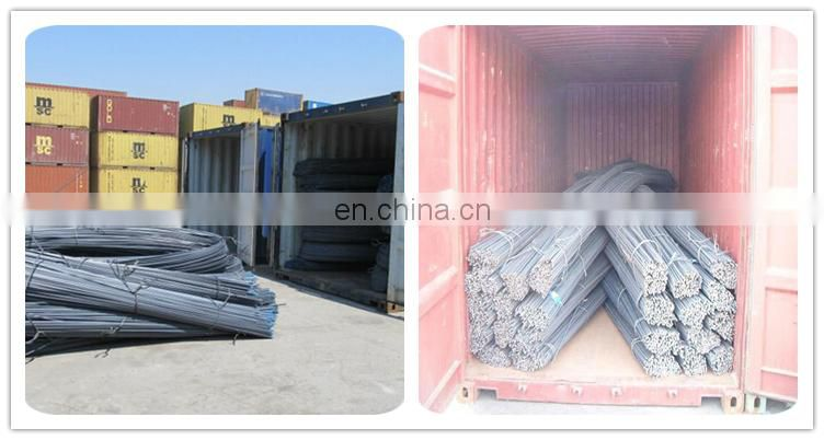 hrb500 reinforcing deformed corrugated steel bar rebar