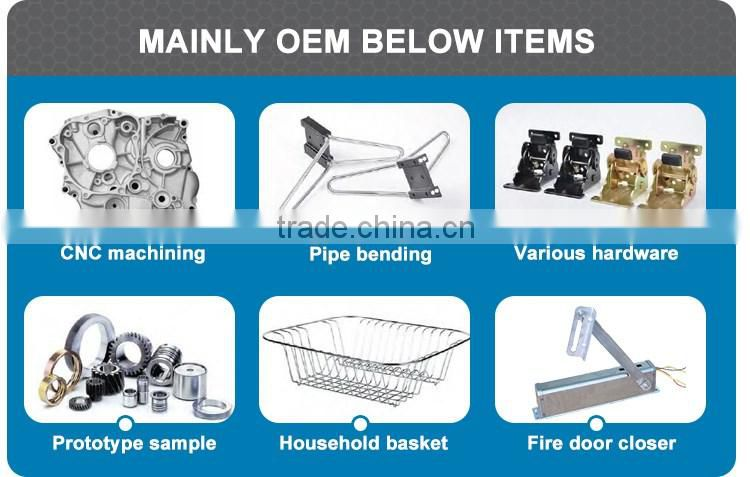 High quality durable custom ODM service cnc motorcycle parts
