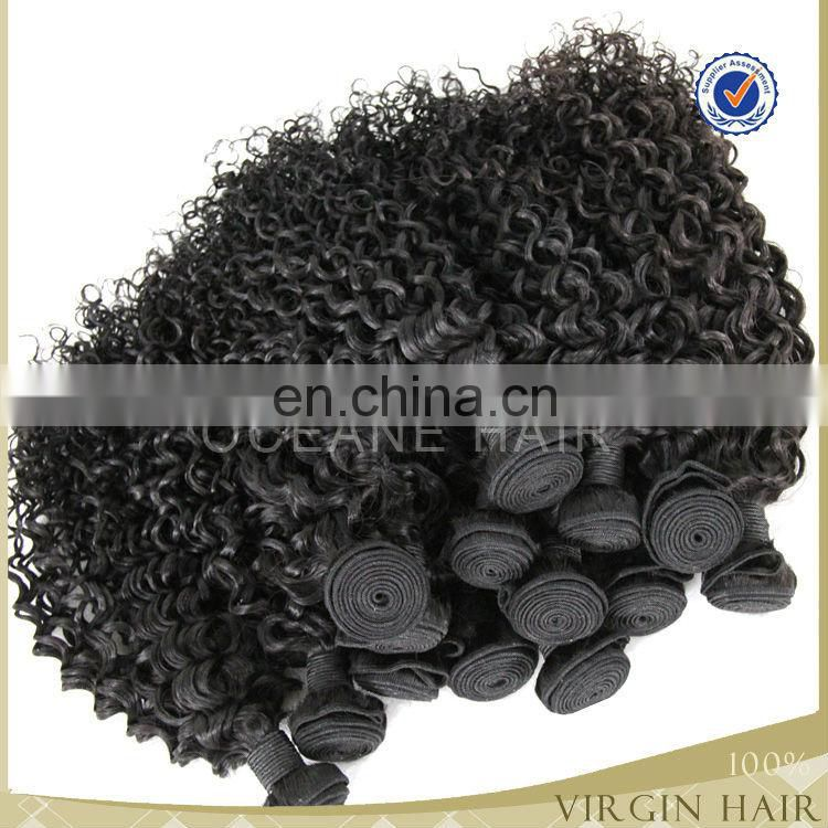 100% curly brasilian human hair extensions