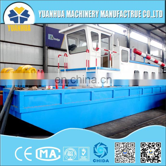 12 inch cutter suction dredger mining barge for sale Image