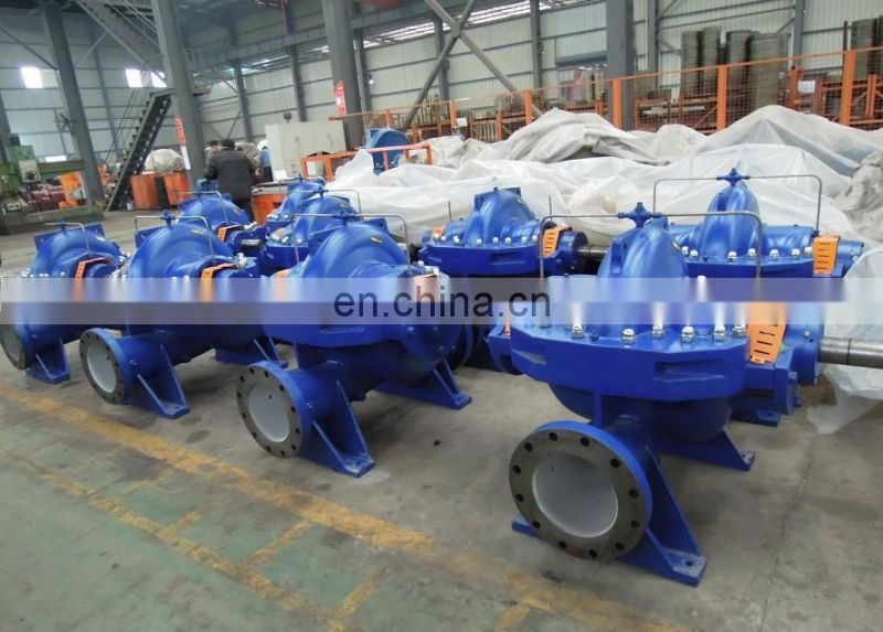 Diesel Engine Farm Irrigation Water Pump Machine