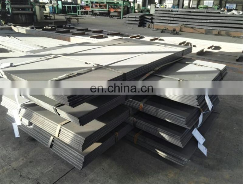 S235JR S335JR ASTM A36 Hot Rolled Low Alloy Carbon Steel Plate