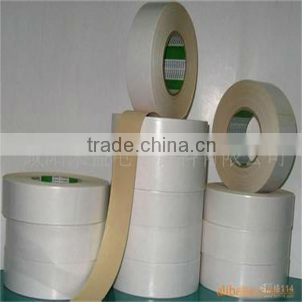 pressure sensitive fiberglass mesh conductive tape