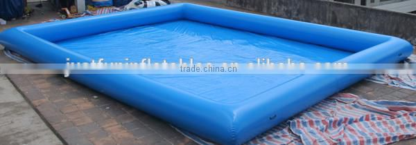 cheap inflatable water pool,blue pool,inflatable indoor water pool for kids