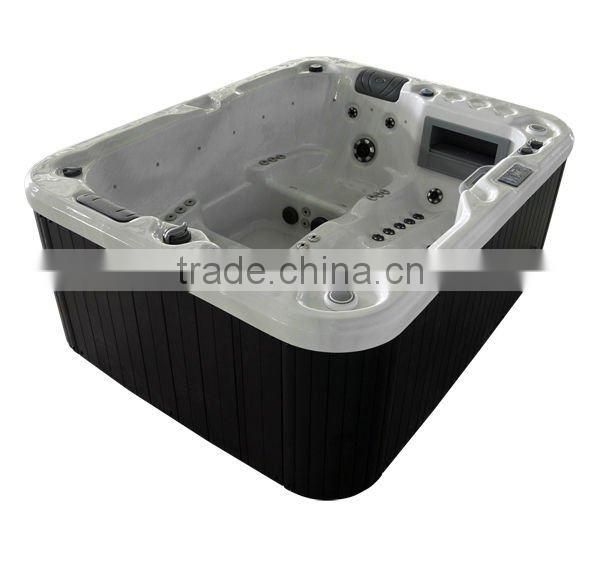 Massage tub A430 for family outdoor spa