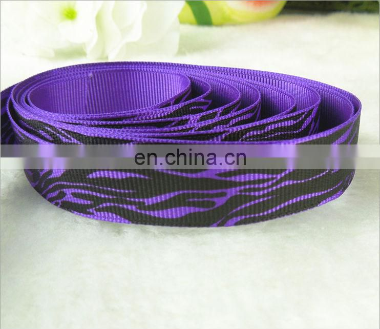 Custom Print Grosgrain Ribbon