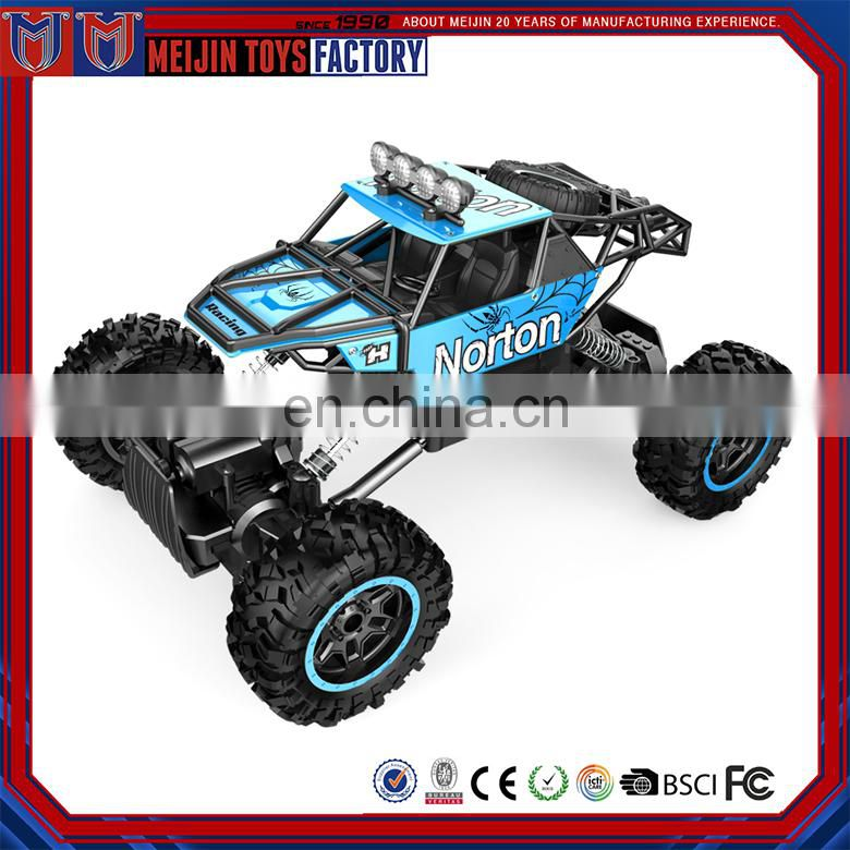 OEM service 1:14 scale 4wd monster truck cross-country rc remote control car