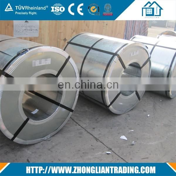 Factory direct sale per ton high grade galvanized steel coil buyer for sale