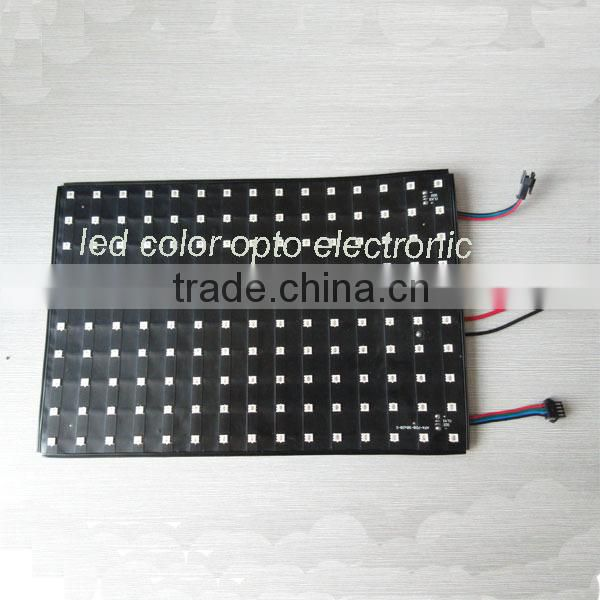 flexible smd ws2812 apa102 apa104 led panel display