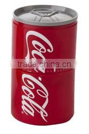 Cocacola can shape plastic mechanical timer/countdown kitchen timer