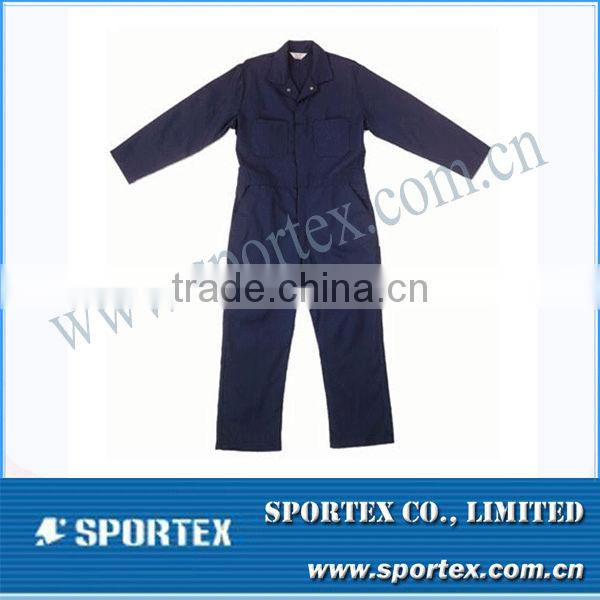 Popular Men's Navy Adult Bib Overalls MZ0088