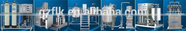 Guangzhou Flk Industrial Mixers High Shear Mixer