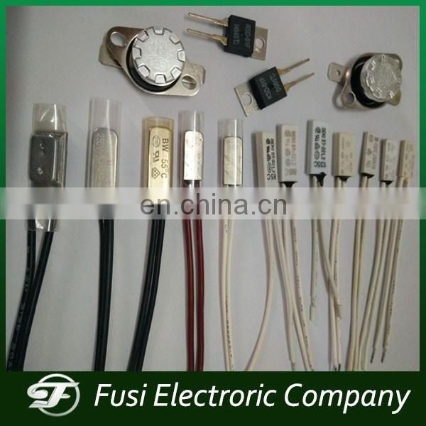 Temperature control switch suppliers