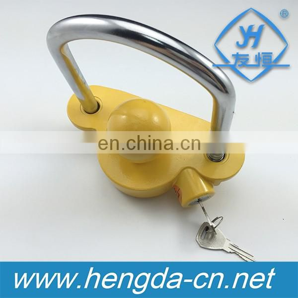 YH9006 1-7/8'', 2'' and 2-5/16'' trailer hitch lock