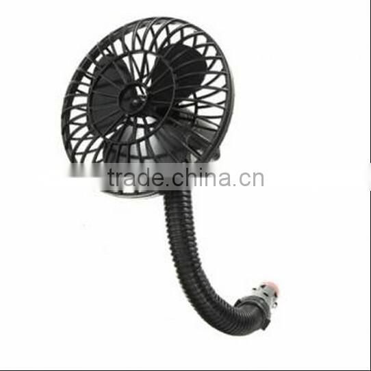 12V Mini Car Vehicle Cooling Fan / 12v mini car fan / auto Cigarette fan
