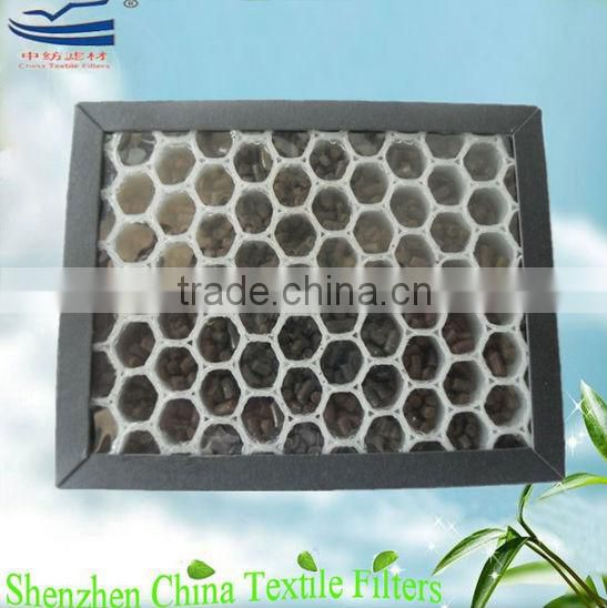 Air Cleaner Replacement Odor Reducer activated carbon coconut filter