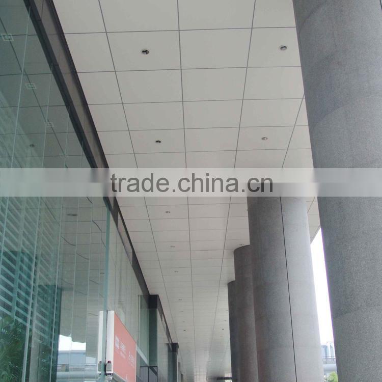 New Design Leaf Shaped Perforated Ceiling Aluminum False Ceiling