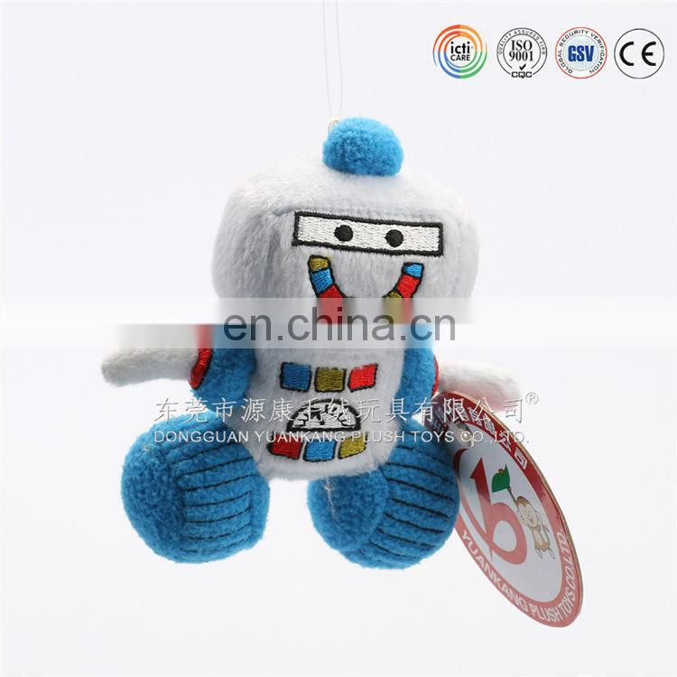 Mini animal toy Customize Small Stuff Toy with Key Ring