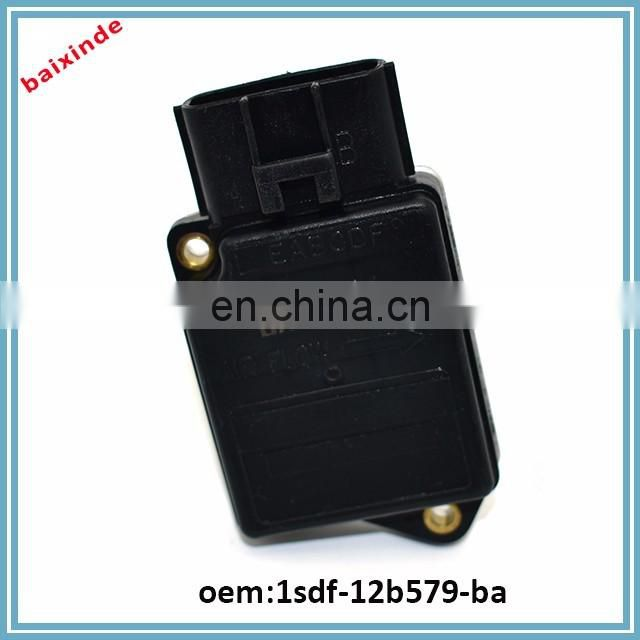 BAIXINDE Hot Selling MAF Sensor Mass Air Flow Meter OEM1SDF12B579BA 1SDF-12B579-BA