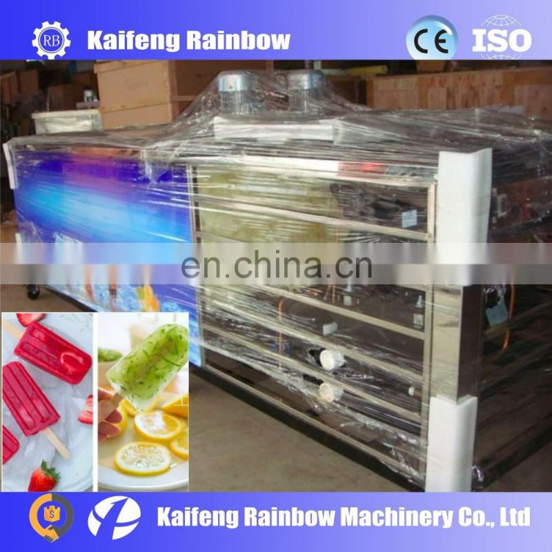Industrial Made in China Ice Lolly Making Machine |popsicle Ice Cream Making Machine| Pop Ice Making Machine