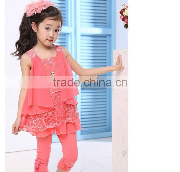 2013 summer hot sales, Fashion Young Girl Casual Suits