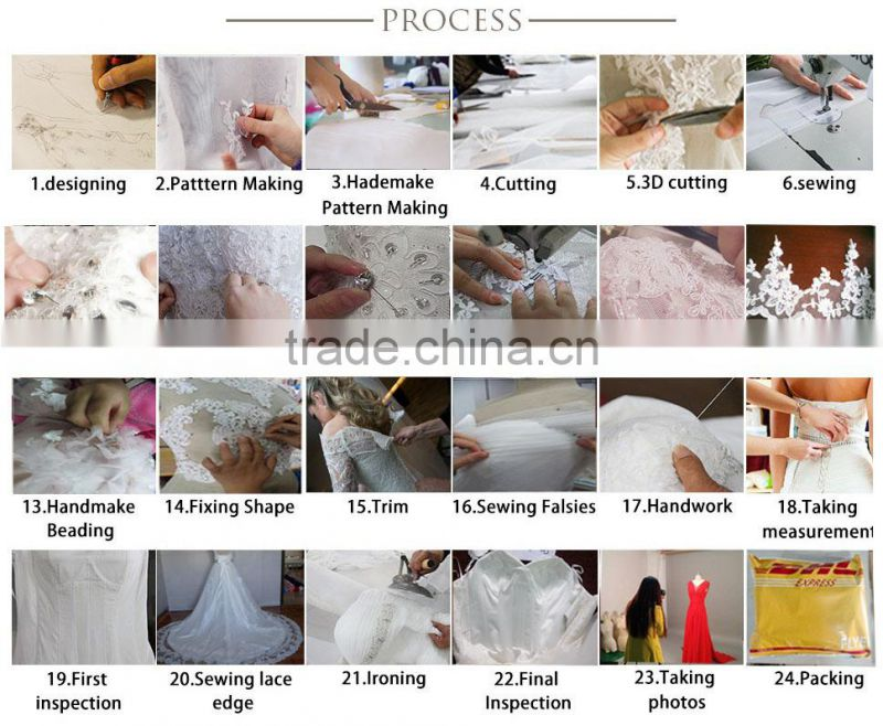 latest designs lace ball gown wedding dress with cap sleeves