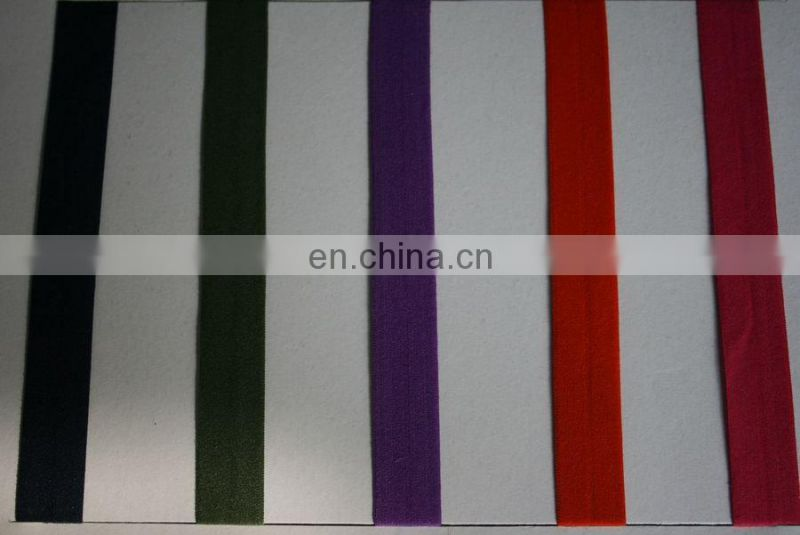 multicolor for undergarments woven elastic tape