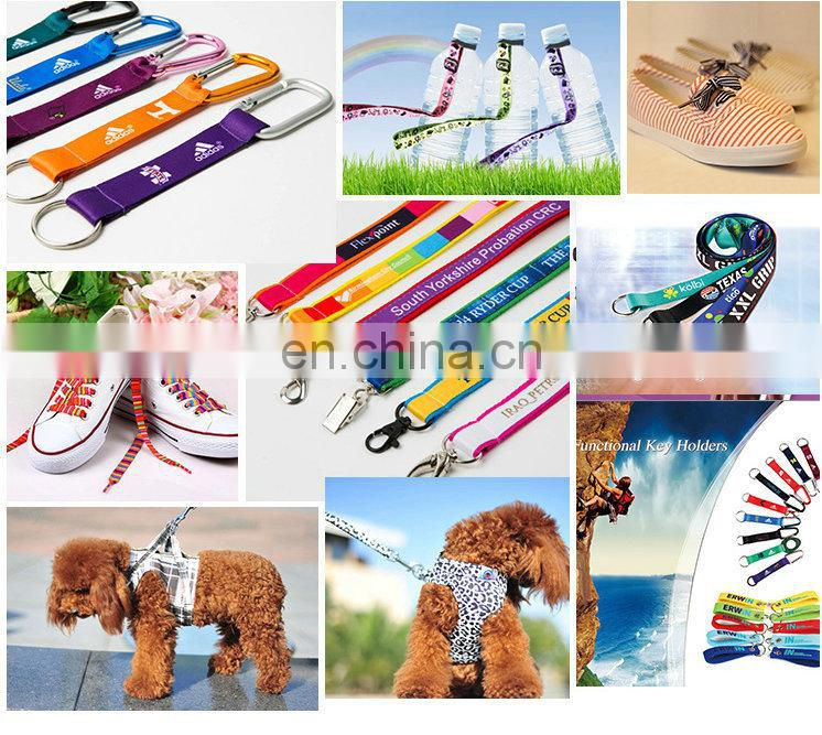 High quality heat transfer printed polyester dog collar&leashes strap