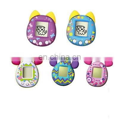 2017 New Popular New Visioin Pet Games Toy Tamagotchi for Kids Children