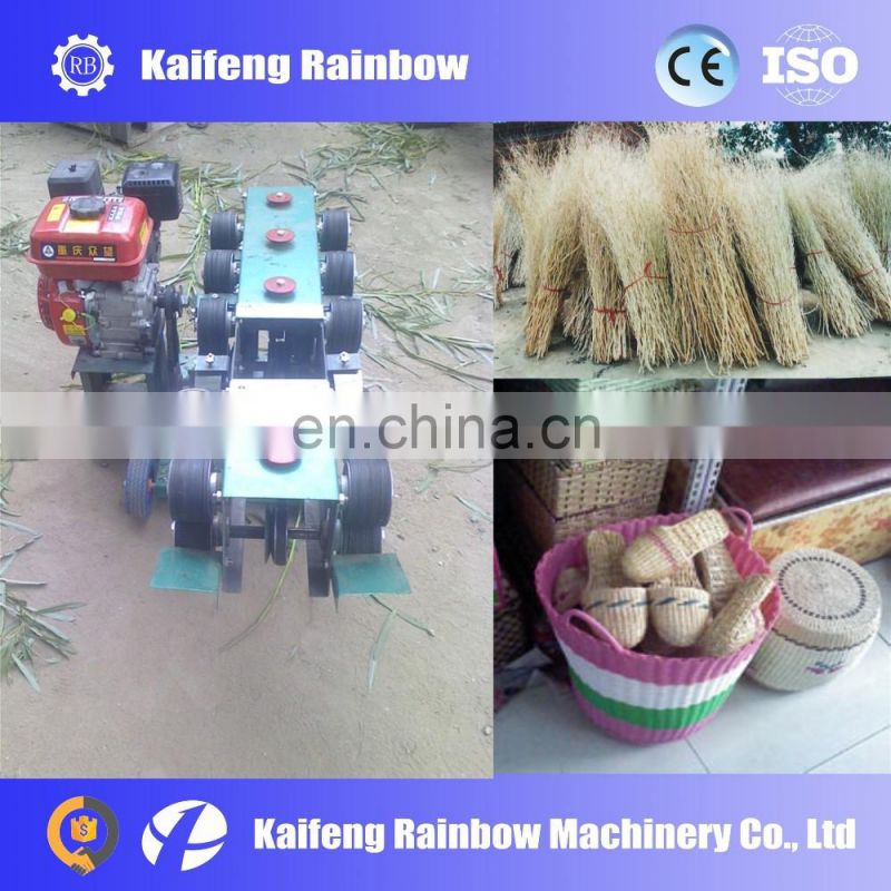 High Peeling Rate Fresh Willow Barks Process Machine/Willow Barks Peeling Machine