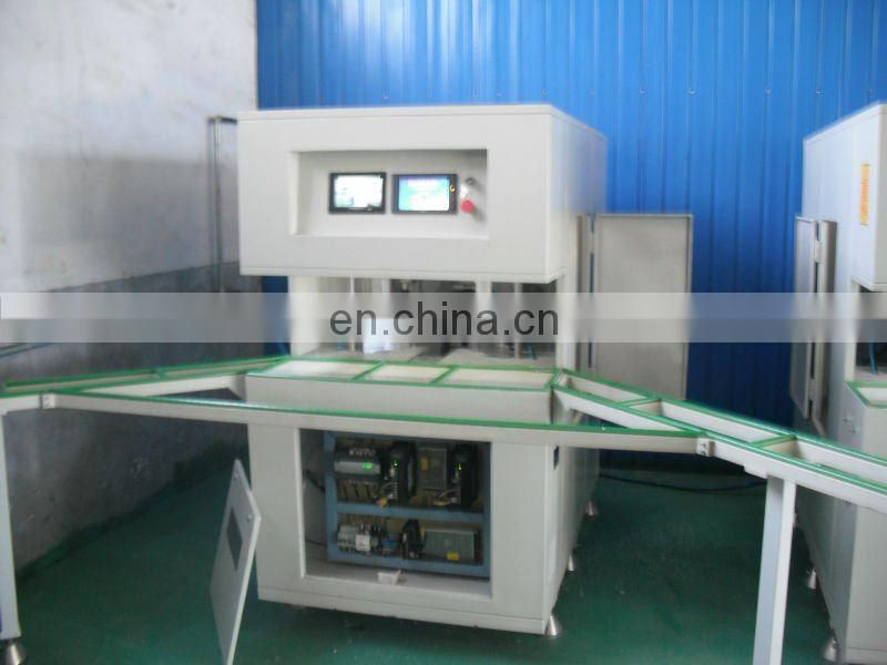 Machine for window door making /Corner-Cleaning equipment for PVC/UPVC /vinyl Doors & Windows JQK04-120