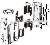 shipping container locksets split bush larger plastic Inner of