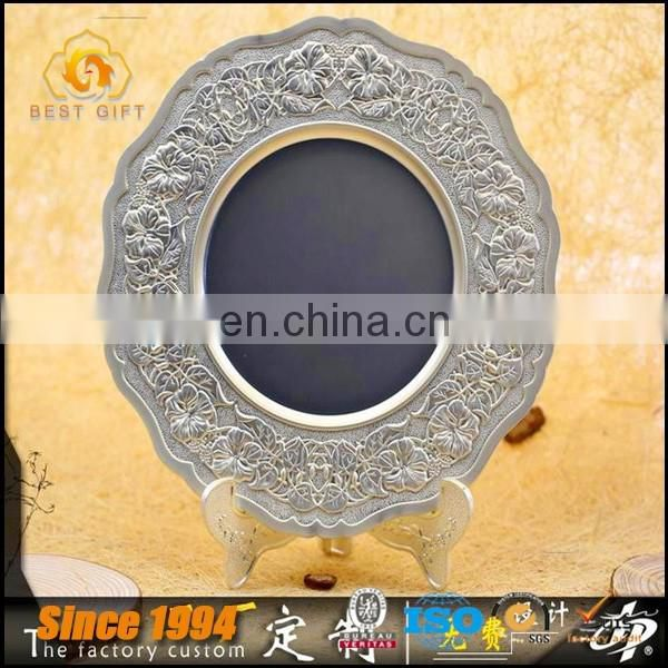 High Quality General Commemorative Plate Metal Award plates