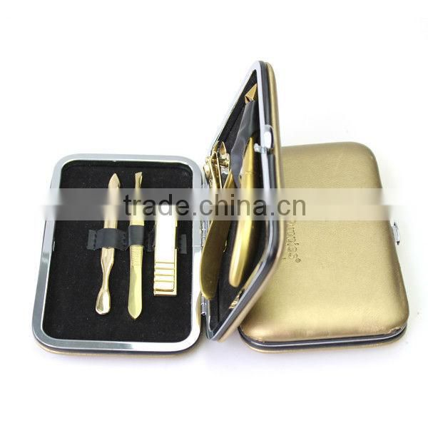 Cosmetic nail care manicure kit