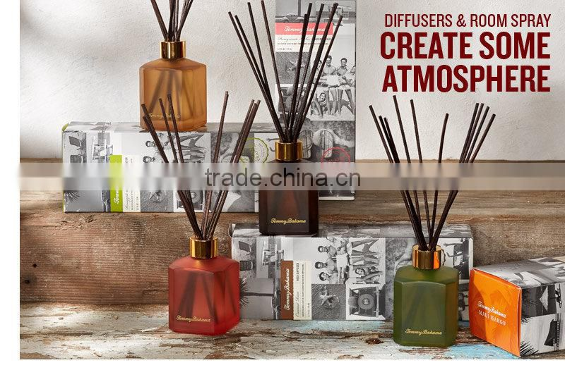 luxury aroma reed oil diffuser with rattan sticks