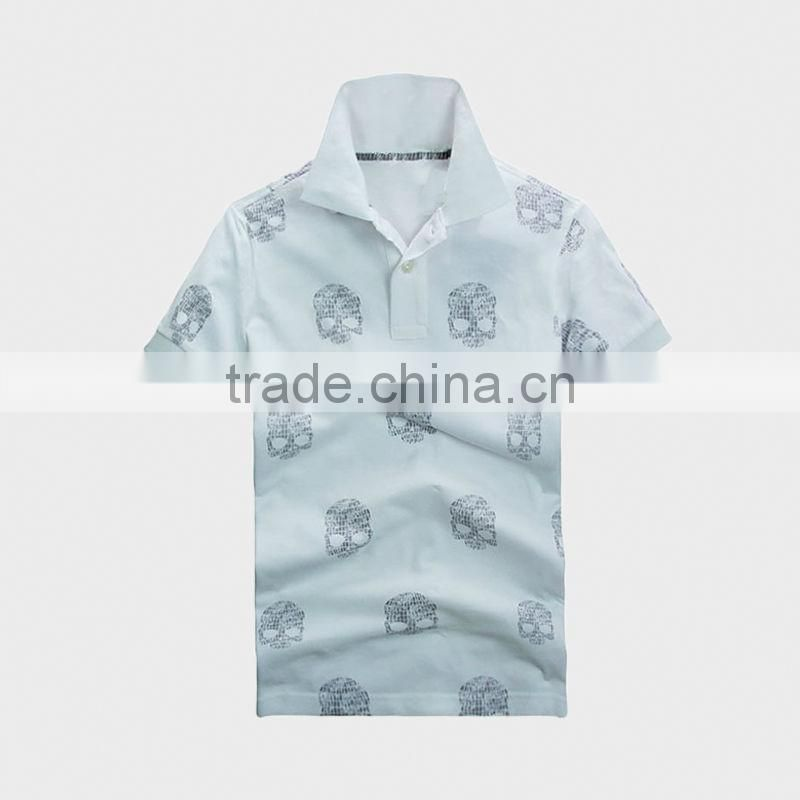 Cheap Men Polo Shirt With Short Sleeve