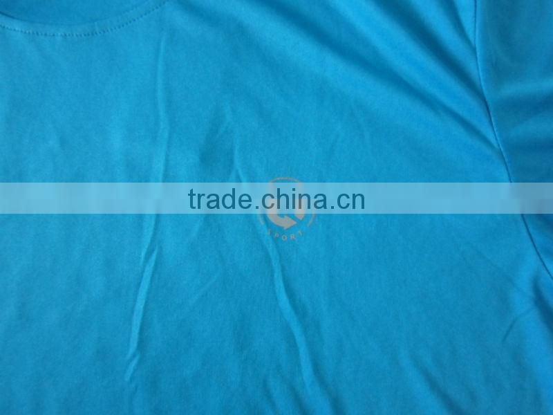 2014 OEM Blank men's dry fit t shirt, dry fit shirts for men wholesale, customed t-shirt