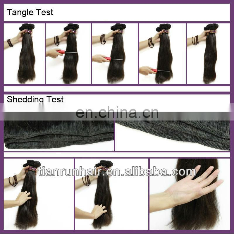 Best price Golden supplier raw unprocessed top grade 9a high quality virgin brazilian hair