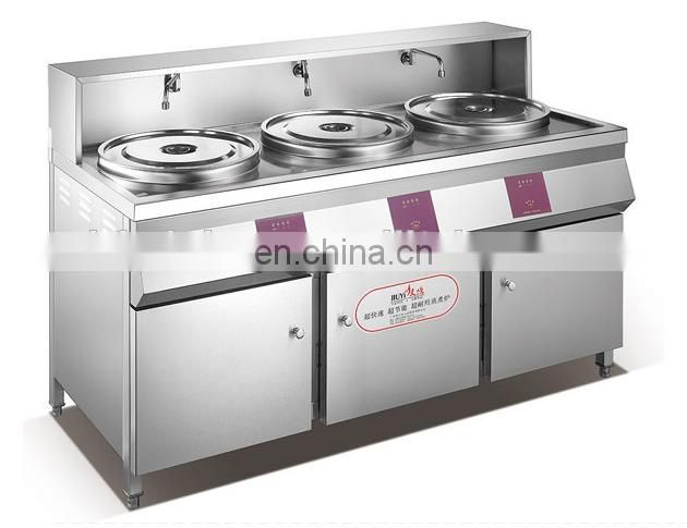 High Speed Energy Efficient industrial pasta cooker  with low price