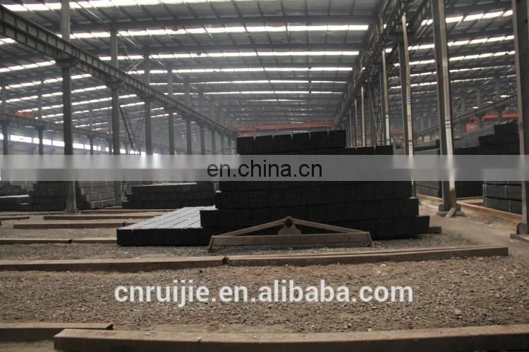 19x19 square steel pipe rectangular section shape steel rhs rectangular tube hollow section