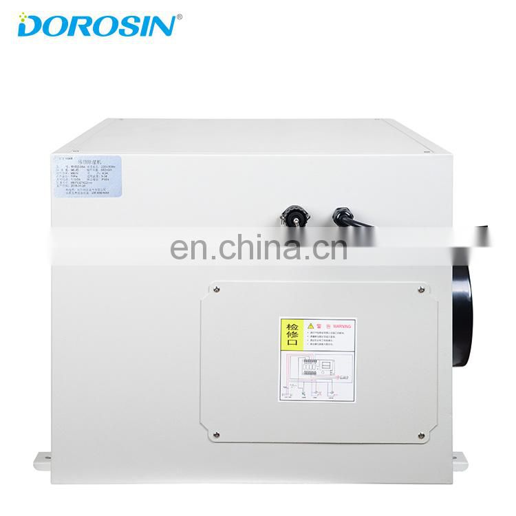 Dorosin 96L Ducted Ceiling Mounted Home Dehumidifier with Japan Compressor