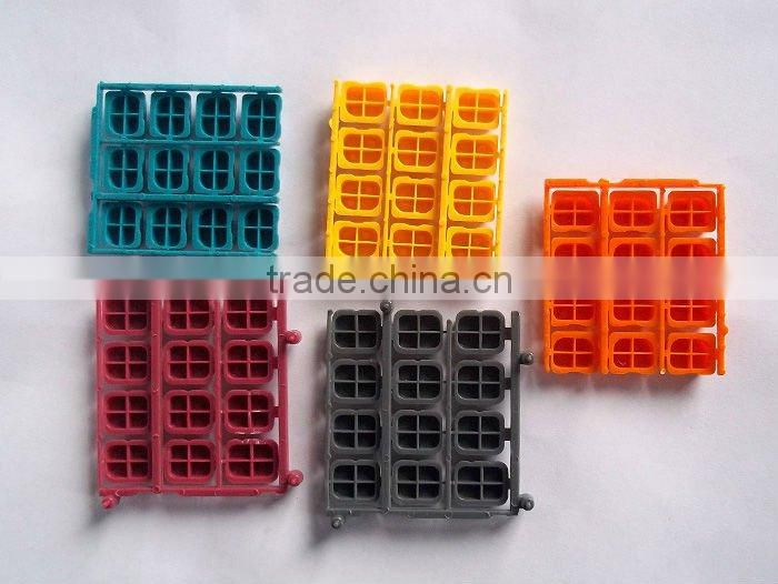 Customized modern colorful TPU calculator key