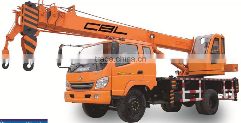 10ton Hydraulic telescopic truck crane Arm Crane for sale