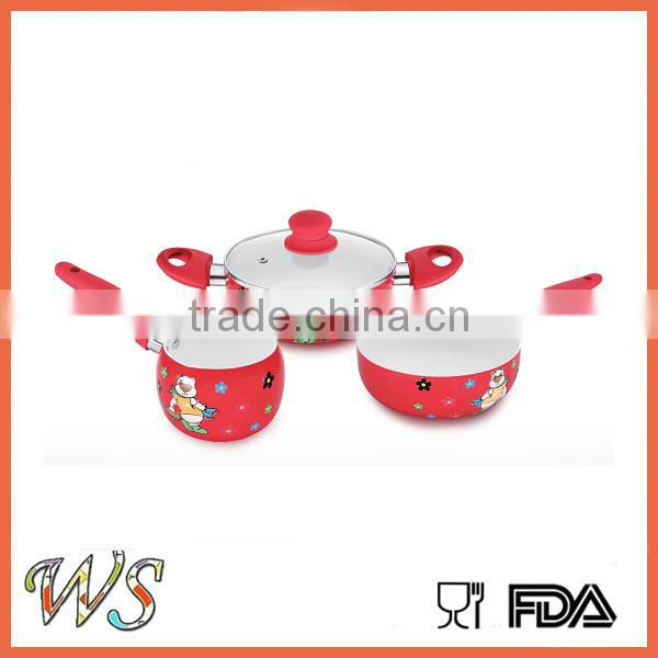 WS-DA256 fashion kinox cookware set