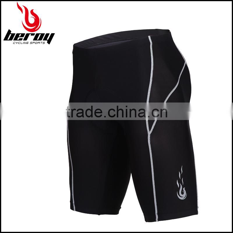 BEROY men's breathable cycling shorts, cycling bottoms customized wholesale