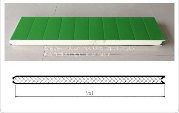 PU Sandwich Panel Polyurethane Sandwich Panel of Roof Panel from