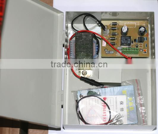 Security access control usage 0~30sec time relay 12 voltage 3A uninterrupted power supply system
