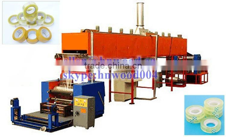 Factory Supplier Bopp Adhesive Tape Coating Machine/ adhesive tapes machine/BOPP Adhesive Tape Making Machine